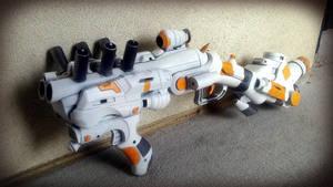 AMR-B15 Dual Plasma Velociter Cannon