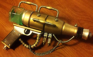 The Dread Aether-Cannon Savoie by KingMakerCustoms