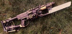 Steampunk Assault Rifle (Final)