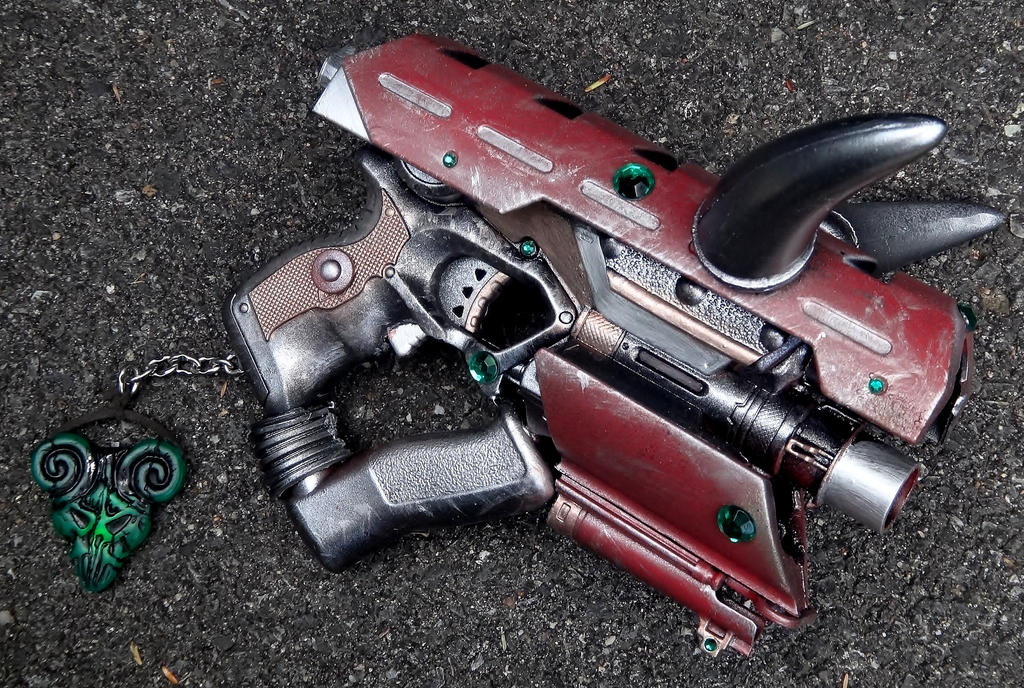 The Pistol of Destiny by KingMakerCustoms ...