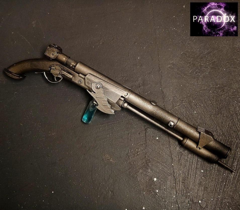 Spray Paint Nerf Gun Rival