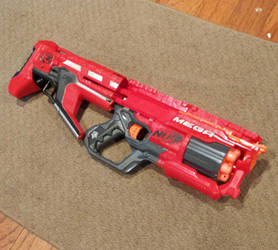 Scifi Post-Apoc SMG Thing