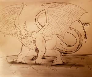 The Bull Dragon