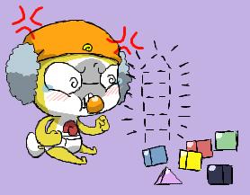 DAMMIT. by BitBotKuru-Pop