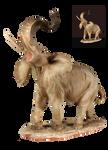 Stock Photo elephant