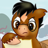 Bookmark Icon Commission by northernlightsmlp