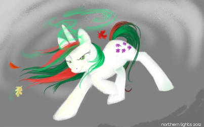 Gusty the Unicorn