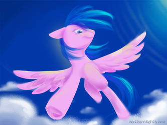 Firefly the Pegasus