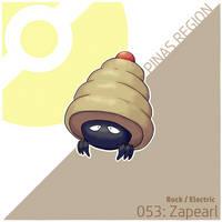 053: Zapearl by Miel-Monarca