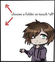 pick a folder by Alex-Humanz