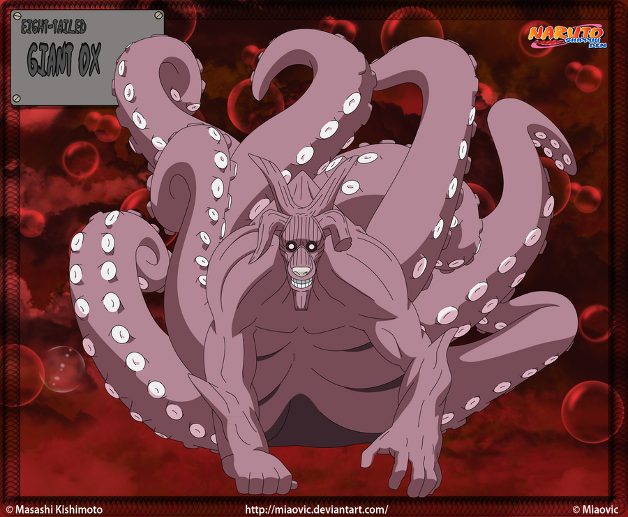 Tailed Beast Application