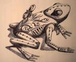 Steam Punk frog