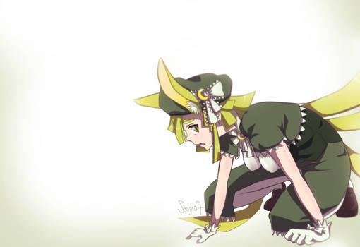 Luna Tsukuyomi - Genei wo Kakeru Taiyou