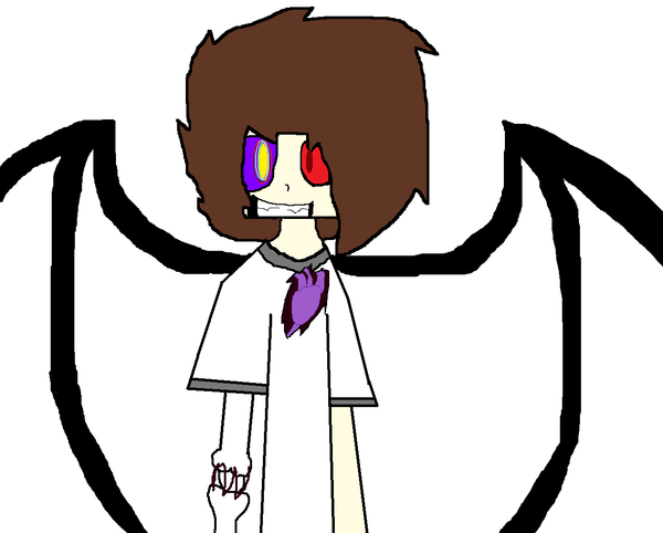 My adtepmt to draw future Enderlox by AngryEmo on DeviantArt