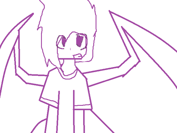 My adtempt to draw Enderlox... by AngryEmo on DeviantArt