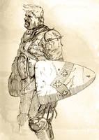 Knight by Max-Kneht