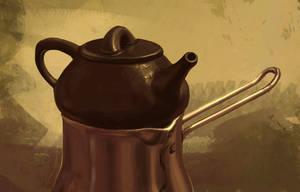 Teapot by Max-Kneht