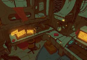 Room by Max-Kneht