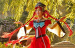 Princess Kakyuu-hime, Sailor Moon Sailor Stars by cestlasara