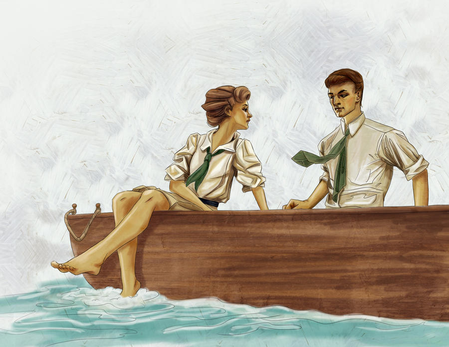 They do not row by onewayprophet