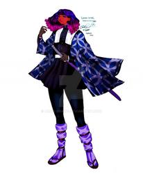 Demon Slayer OC: Momoko_2020