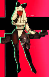 Bianca the Gun Nun