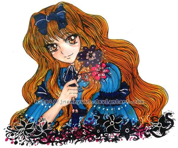 Fleur by Jnennyuki