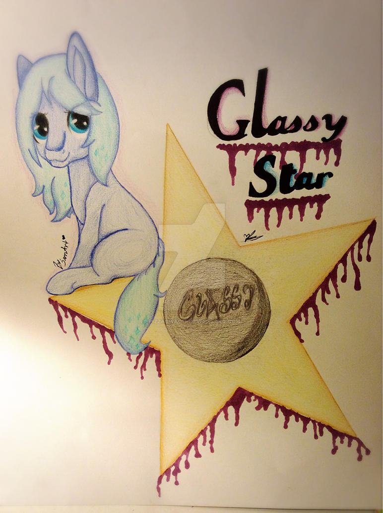 Glassy Star by PizzaSwag15