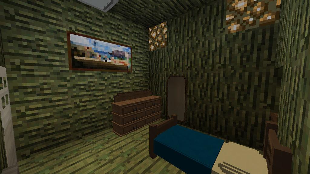 minecraft - botany master bedroom by axlsparda on DeviantArt