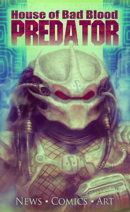 Enforcer Predator by LucienFreiheit