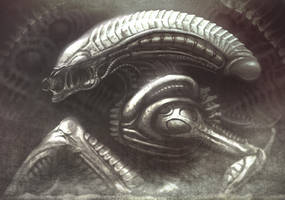 Alien by LucienFreiheit