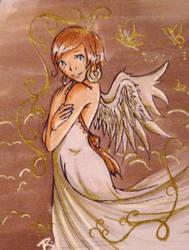 Engel Gold by Flummie
