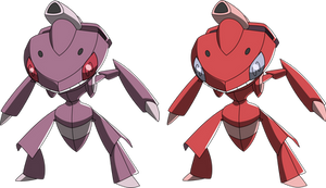 649 Genesect by PkLucario