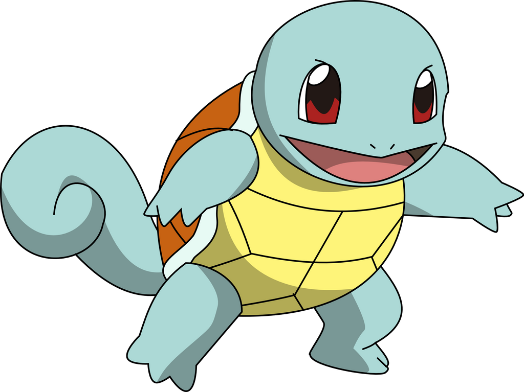 007 Squirtle by PkLuca...