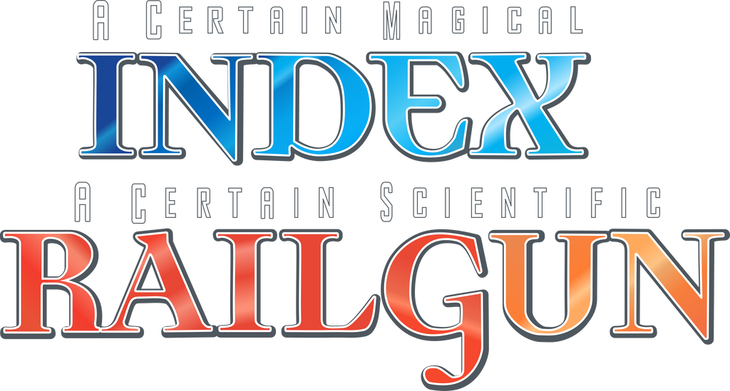 Logos Index Railgun USA Funimation By PkLucario