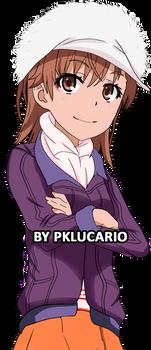 Misaka Mikoto - WW3