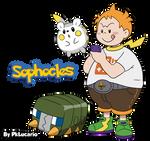 Sophocles (Anime) - Pokemon Sun and Moon