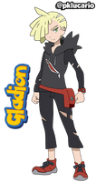 Gladion (Anime) - Pokemon Sun and Moon