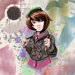 Pokemon Sword and Shield Female MC Fanart