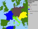 Austrian-Prussian/french war