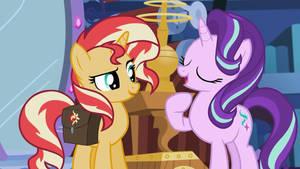 MLP Equestria Girls - Magical Movie Night #12