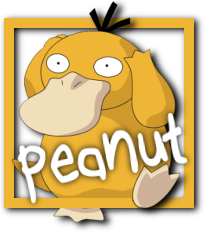 Peanut Cropped by moleynators