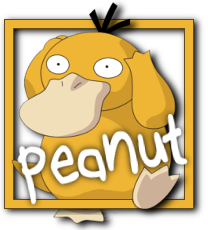 Peanut Cropped V2 by moleynators