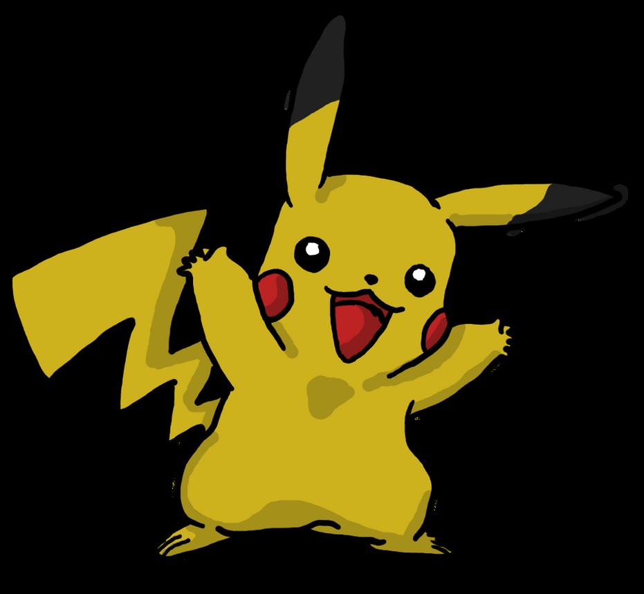 Pikachu by moleynators
