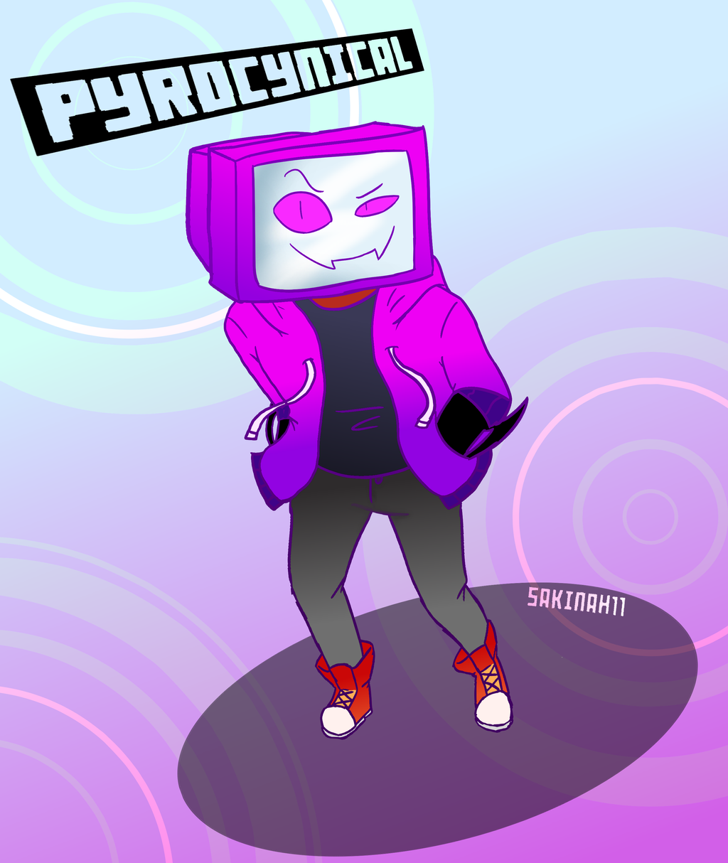 Pyrocynical by Sakinah11