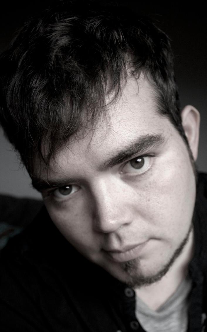 Auto-portrait by InktstrijdeR