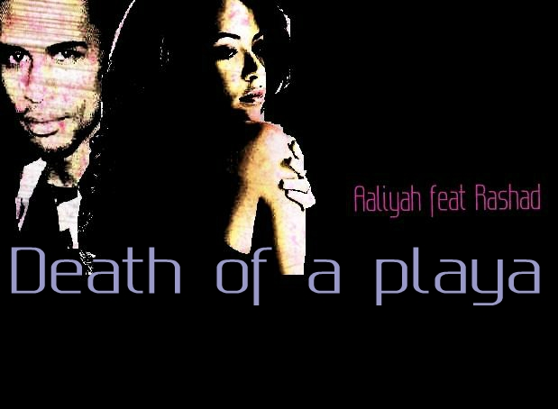 aaliyah cd single design by camomile85