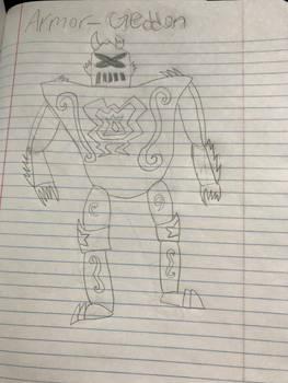 Armor-Geddon