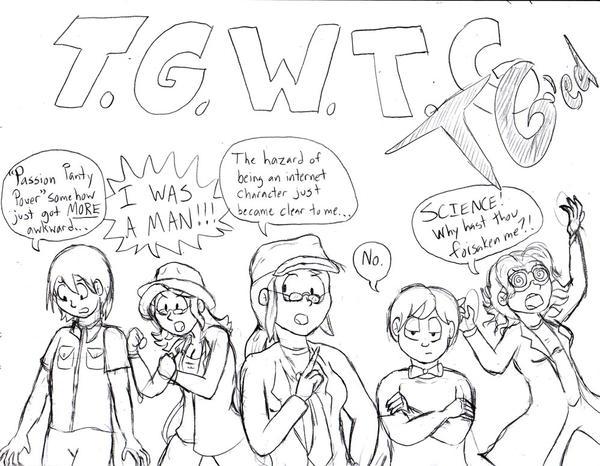 TGWTG TGed by Annie13