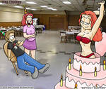 Robin's Birthday 'gift'